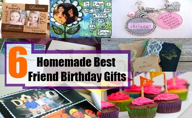 10 unique home made birthday gifts to a friend we bring you the